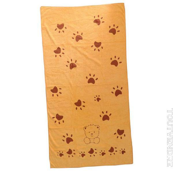 Serviette pour animaux de compagnie   serviette de chien   s