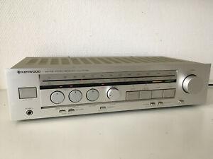 Superbe kenwood kr-55l am fm stereo receiver / very good