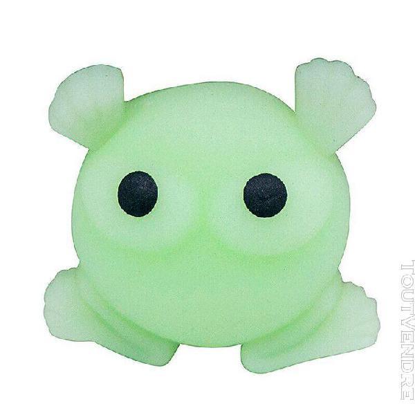 3cm22 couleur mini mochi de squishy kawaii, anti-stress, cha