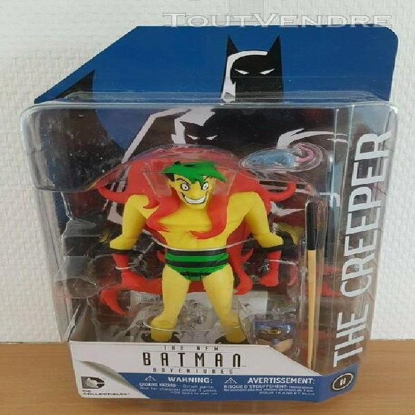 batman animated dc collectibles creeper figure figurine comi