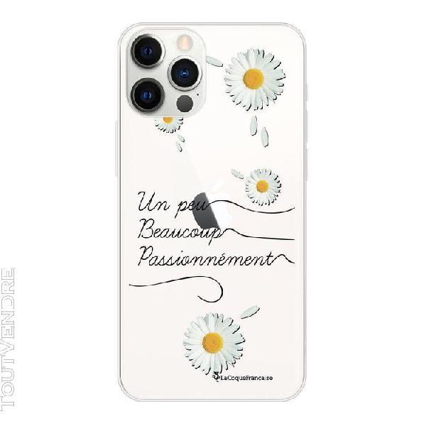 coque iphone 12 pro max 360 intégrale transparente un peu