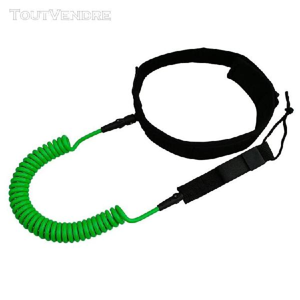 corde elastique avec crochet,laisse de paddleboard,bungee