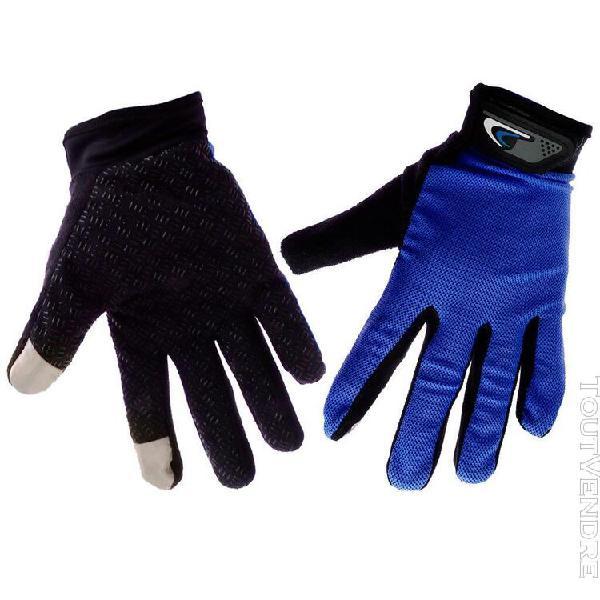 cyclisme longs gants À Écran tactile chauds d'hiver de