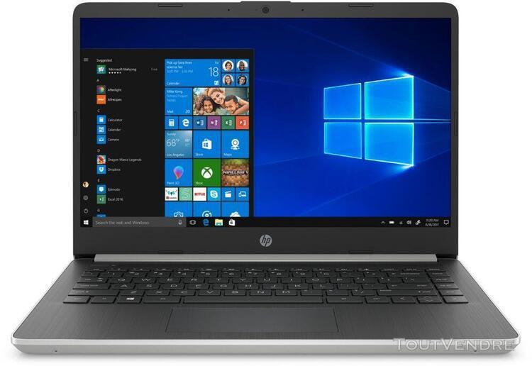 """hp ordinateur portable 14s-dq2030nf intel core i3 - 14"""""""