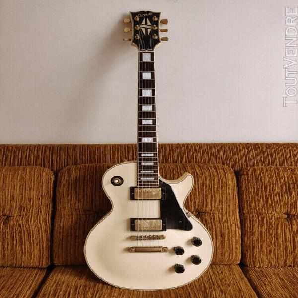 Orville by gibson les paul custom ⟡ 1989 made in japan ⟡