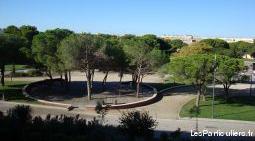 pour cure 2022 t1 *** terrasse vue parc wifi