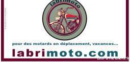 propriétaires de garage, motards et garage
