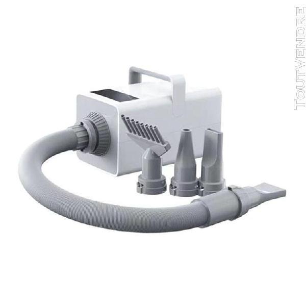 rapide sec professionnel pet force de cheveux ventilateur po