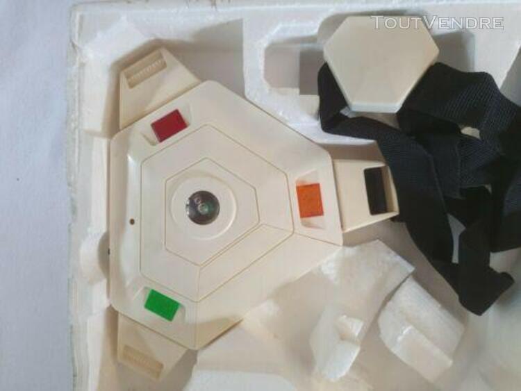saint seiya laser meteor fist, tres rare en boite jouet japo