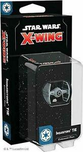 Star wars x-wing 2nd ed: inquisitors' tie expansion