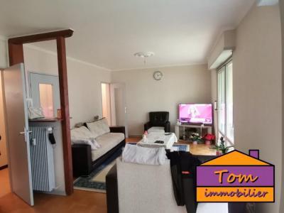 Appartement à vendre mulhouse bel air 3 pièces 58 m2 haut