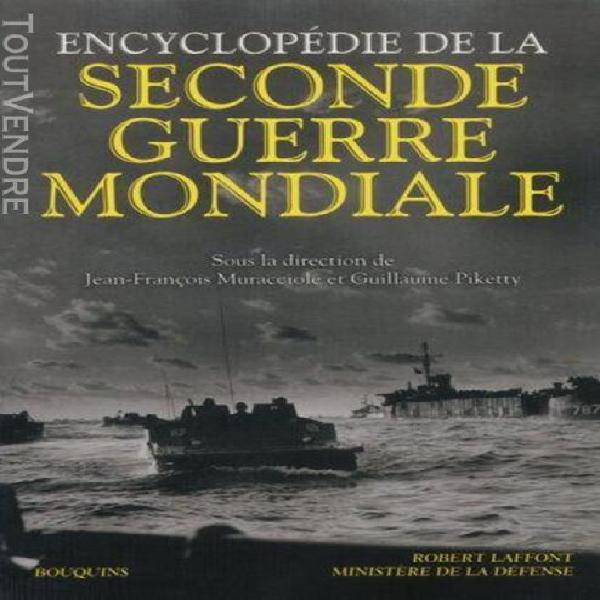 Encyclopédie de la seconde guerre mondiale