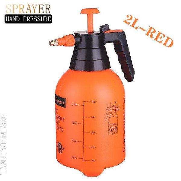Pulvérisateur à pression d'air manuelle, bouteille de