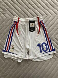 Short shorts zidane france coupe du monde world cup 2006
