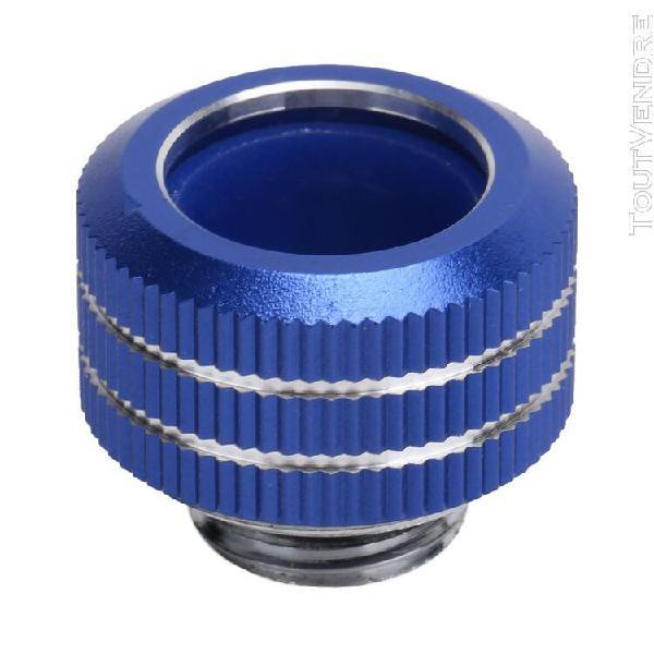 Adaptateur de refroidissement par eau pc raccord de tube rig