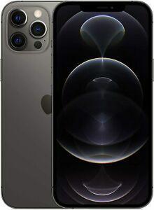 Nouveau apple iphone 12 pro max (256 go) - graphite