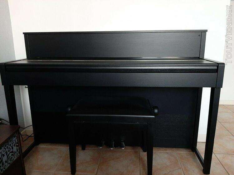 Piano numérique yamaha clavinova clp s 406 + banquette
