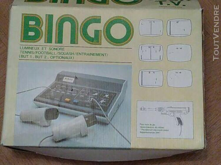 Console de jeux vidéo vintage