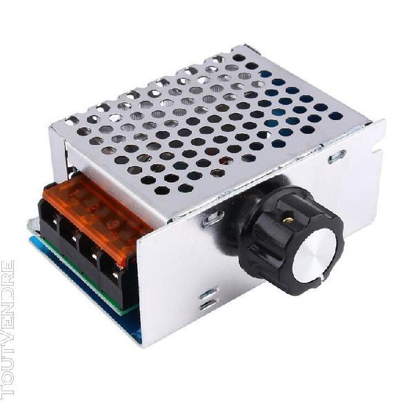 Régulateur de tension électronique de moteur de contr?leur