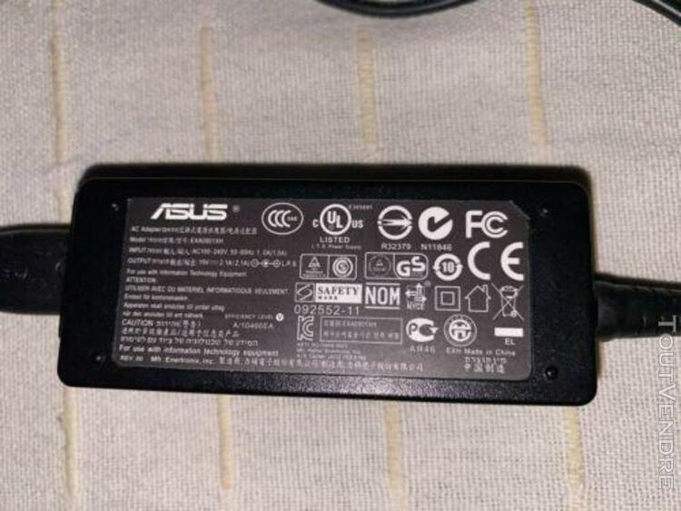 Chargeur ordinateur portable asus