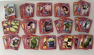 Jeux de cartes toy story 3 disney pixar