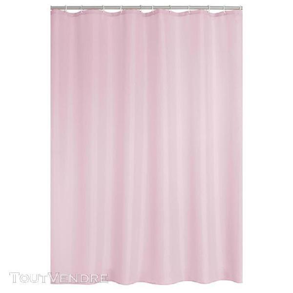 Ridder rideau de douche textile madison rose