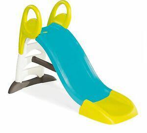 Smoby - mon toboggan - glisse de 1m50 - jeu plein air enfant