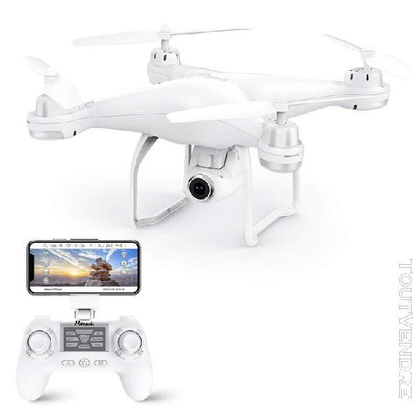 Véhicules miniatures radiocommandés potensic drone gps t25