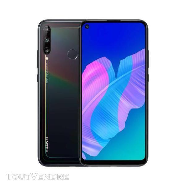 Huawei p40 lite e 64 go double sim noir minuit (services goo