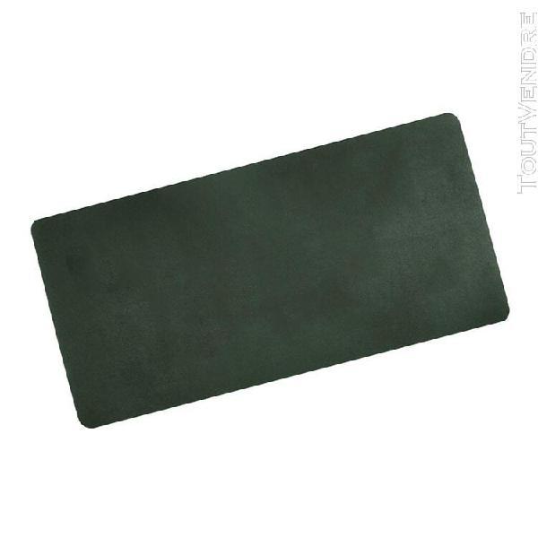 Tapis de souris hydrorésistant mouse pad grand tapis de