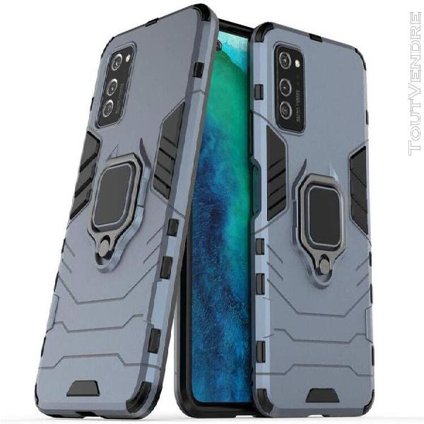 Honor view30 coque, anneau support telephone voiture magneti