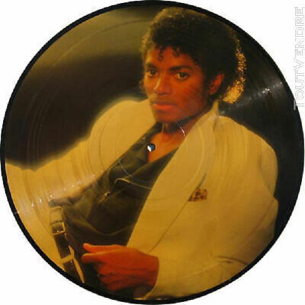 """Michael jackson thriller album disque 33t 12"""" lp vinyl pictu"""