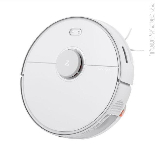 Aspirateur robot roborock s5 max blanc eu