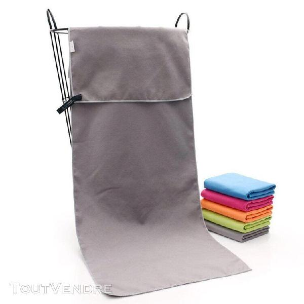 Sports serviette de plage en microfibre polaire serviette 65