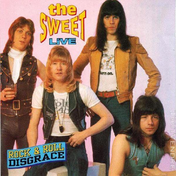 Cd rock & roll disgrace - live in japan