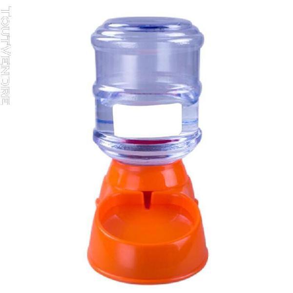 Distributeur automatique d'eau pour animaux de compagnie, po
