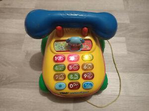 Lumi roul'phone - vtech - 18/36 mois