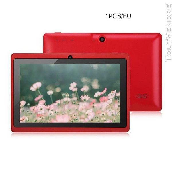 7 pouces tablet a33wifi version tablet haute definiton