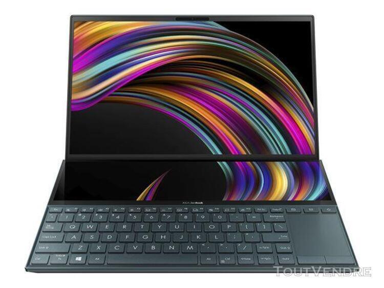 Asus zenbook duo ux481fa bm023t - core i5 i5-10210u 1.6 ghz