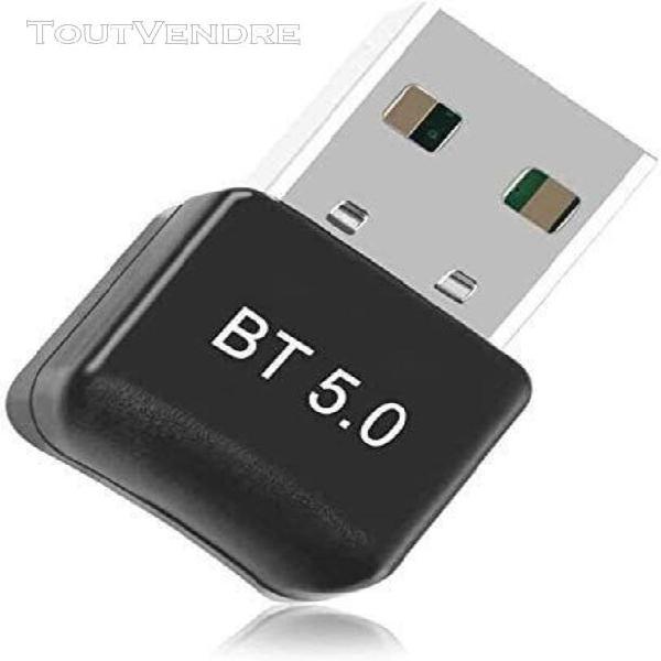 Bluetooth usb 5.0 dongle, mini clé usb bluetooth 5.0