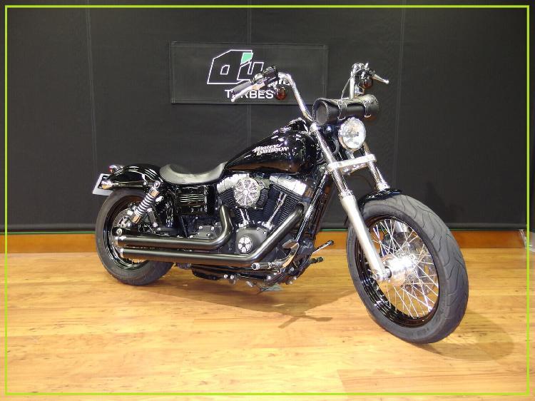 Harley davidson dyna street essence tarbes 65   11599 euros