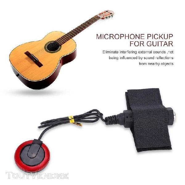 Microphone universel à transducteur piézoélectrique pour