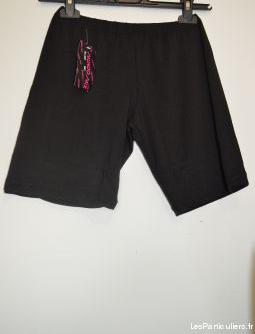 Short de sport noir taille m / l