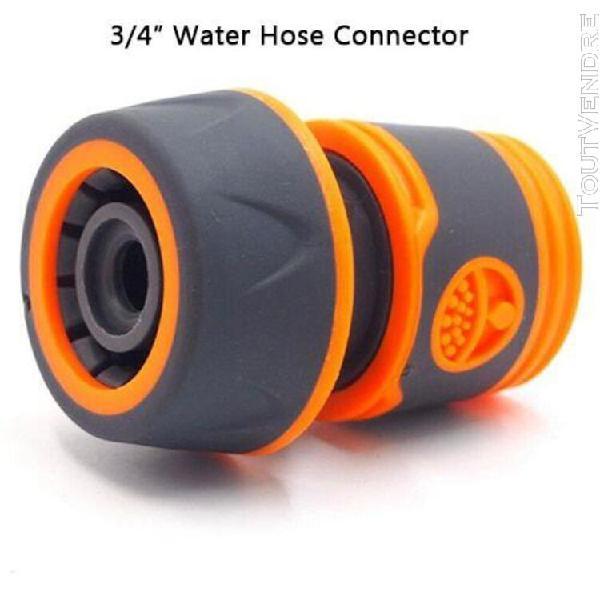 Taille grande taille connecteur de tuyau d'arrosage 1/2 /ou