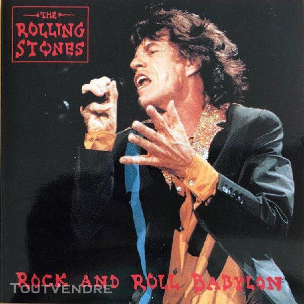 Cd rock'n'roll babylon - us tour 1997