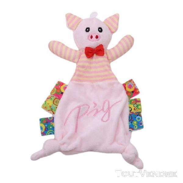 Chaud mignon animal en peluche jouets nouveau né animal