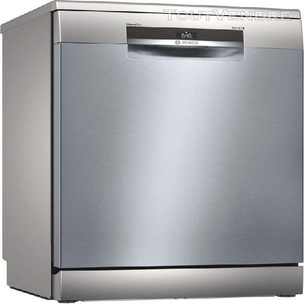 Bosch serie sms6edi06e - lave vaisselle acier inoxydable - p
