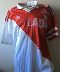 Maillot football vintage as monaco 1990