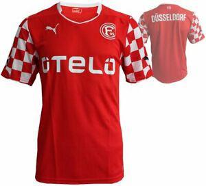 Puma maillot pour homme f95 domicile avec logo du s, rouge -