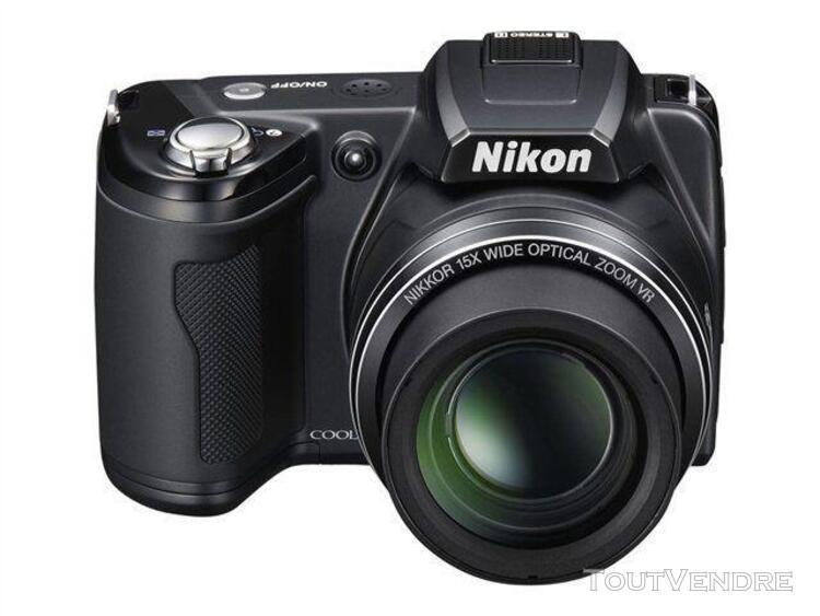 Nikon coolpix l110 compact 12.1 mpix